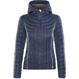 Meru Amberly Padded Jacket Dam dress blue